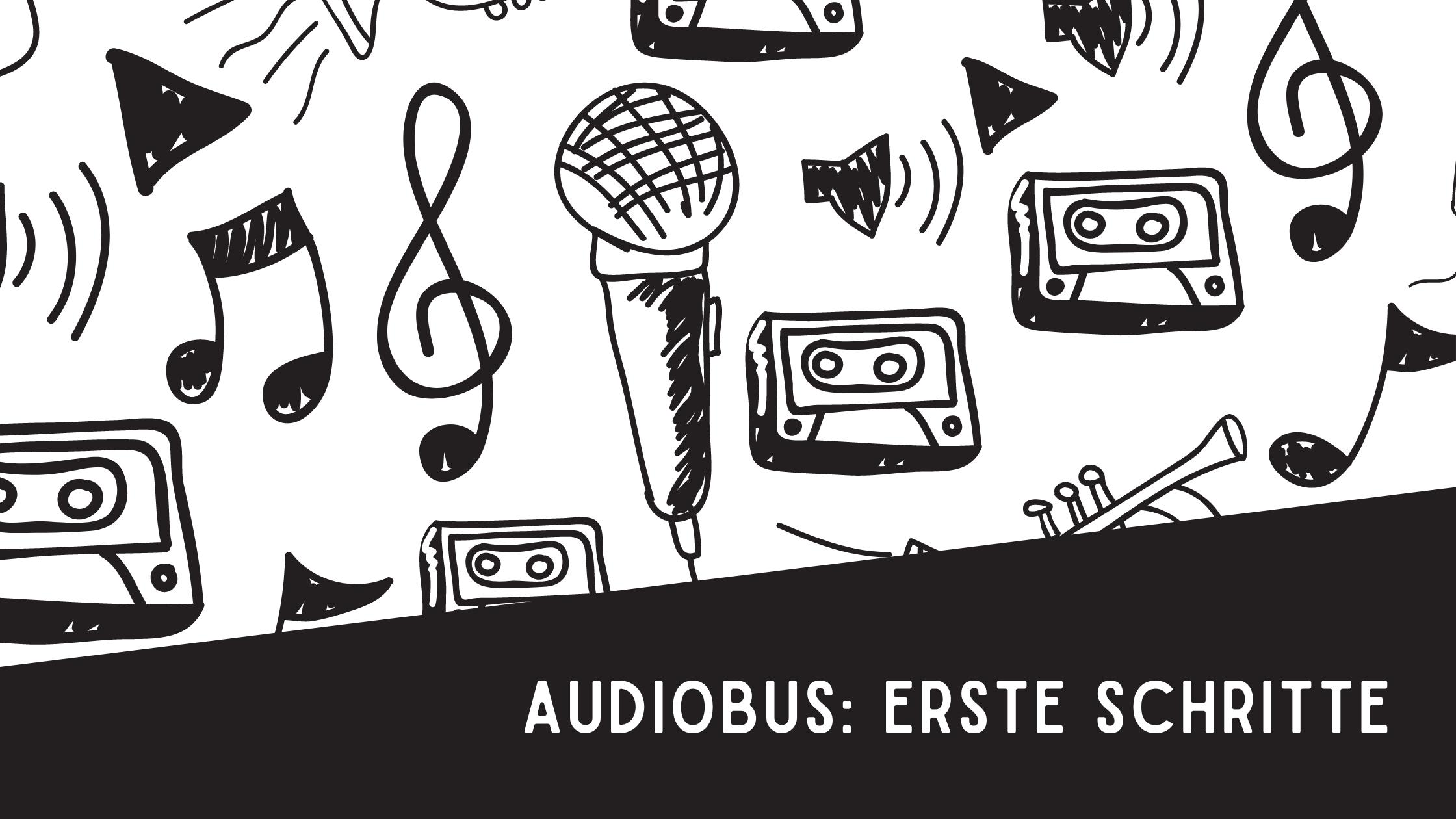 Audiobus Erste Schritte