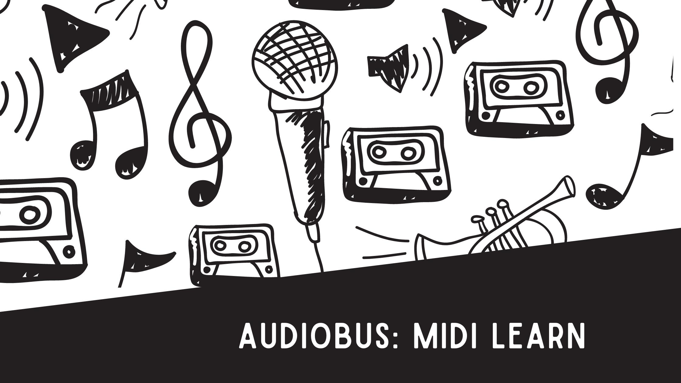 Audiobus: MIDI Learn